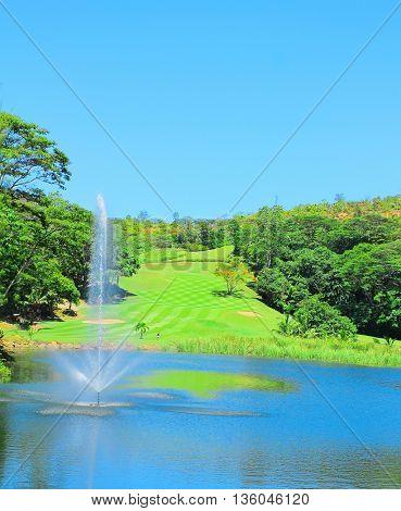 Club Fairway Golf