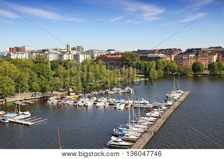 Stockholm Marina