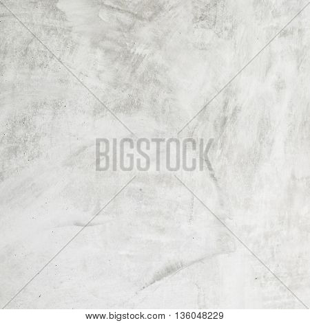 Old White Wall And Texture Cement Background