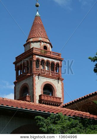 Historic Flagler College Tower