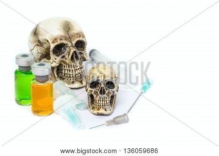 Skull And Syringe