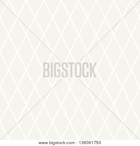 Vector seamless pattern. Modern stylish texture. Repeating geometric background with rhombus.
