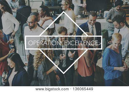 Business Leadership Skill Partnership Teamwork Concept