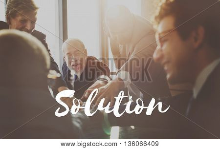 Solution Decision Discovery Improvement Solve Concept