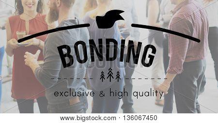 Bonding Friendship Relationship Togetherness Concept