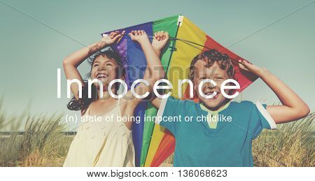 Innocence Naive Innocent Kids Childish Concept