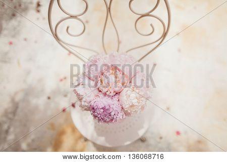 Wedding Bouquet Fine Art Style