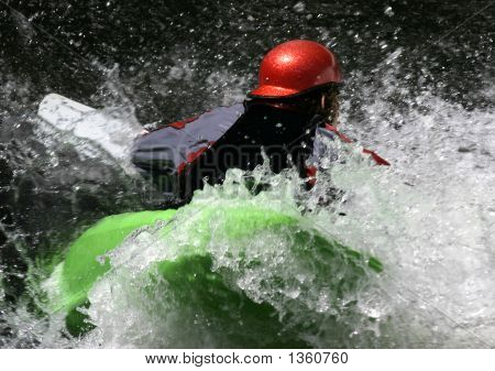 Into The White Water