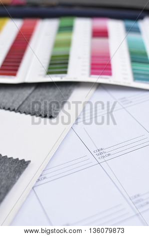 Clothing Design Sourcing