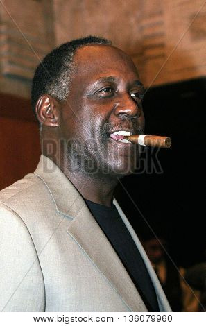 Richard Roundtree at the Celebrity Gala Opening For National Tour Of Movin' Out held at the Pantages Theatre, in Hollywood, USA on September 17, 2004.