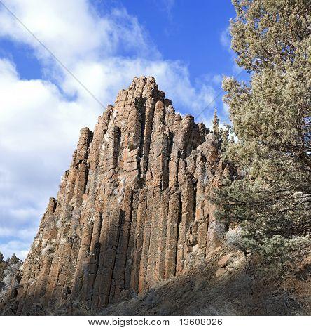 Pipe Organ Rock Central Oregon