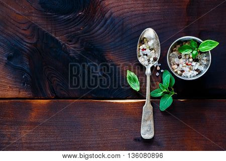Spice In Spoon
