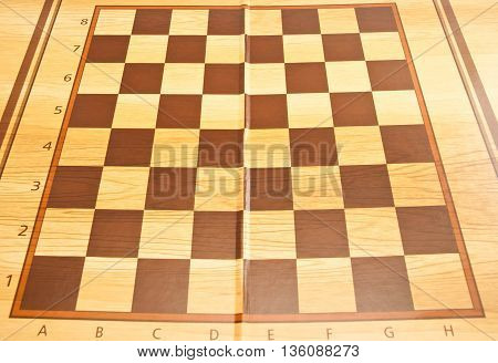 Board For Chess Playing