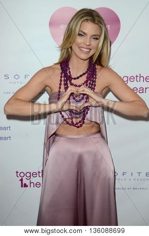 LOS ANGELES - JUN 25:  AnnaLynne McCord at the Together1Heart Launch Party at the Sofitel Hotel on June 25, 2016 in Los Angeles, CA