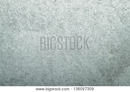 Texture of silver metal plate, the workpiece blank