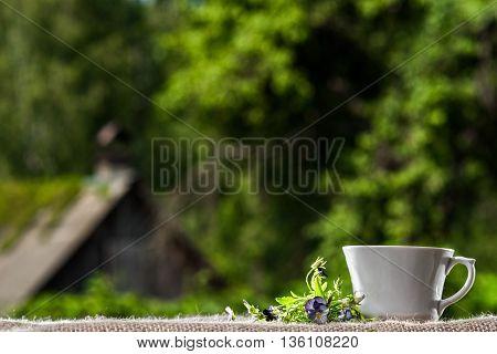 Summer Herbal Tea