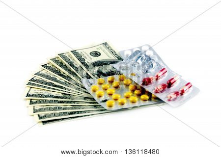 drugs and dollars as paid health care
