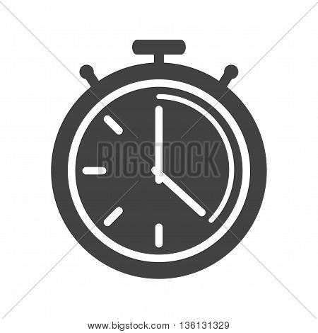 Time, clock, help icon vector image. Can also be used for customer services. Suitable for use on web apps, mobile apps and print media.