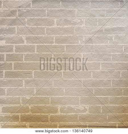 Abstract brick wall for design. Background for  illustration