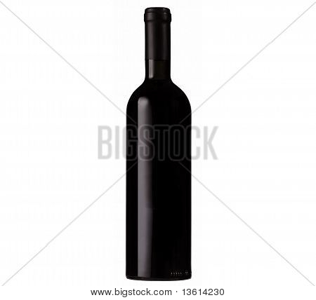 Red Wine Bottle
