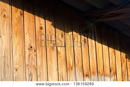 Wooden Texture Topic: Old Wooden Boards Painted Yellow