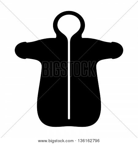 Winter baby sleeping bag ( shade picture )