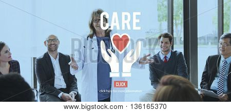 Care Assurance Concern Help Concept