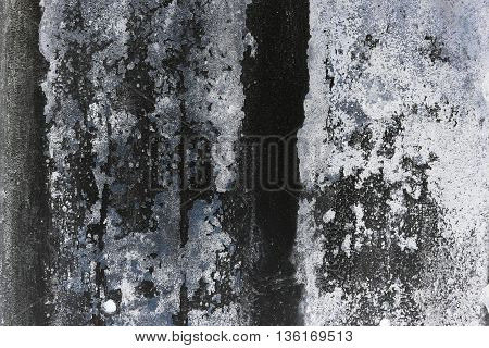 dirty concrete wall with grunge texture background