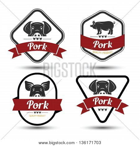 Pork Label