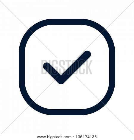 Tick check mark