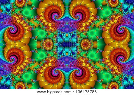 Fabulous multicolored background. You can use it for invitations notebook covers phone case postcards cards wallpapers and so on. Artwork for creative design art and entertainment.