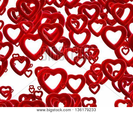love concept love abstract love symbol love background