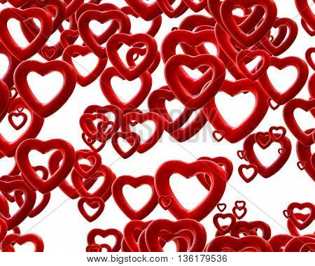 love concept love abstract love symbol love background .