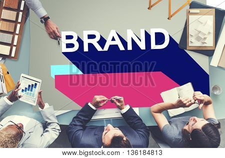 Brand Branding Copyright Label Marketing Value Concept