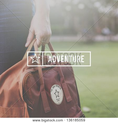 Adventure Active Lifestyle Collect Moments Concept