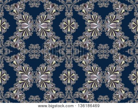 Fabulous symmetrical background. Magical Satin. You can use it for invitations notebook covers phone cases postcards cards and so on.