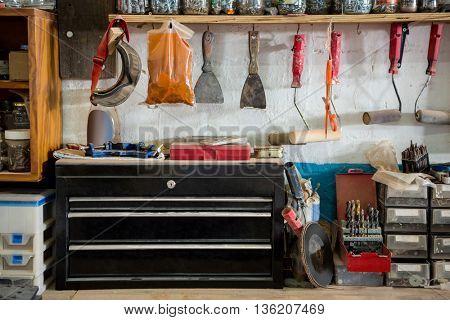Carpenters workbench