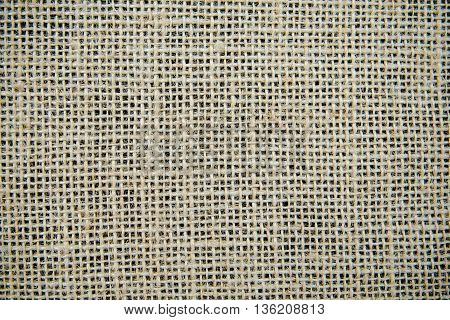 sack cloth textured background closeup. background, texture, sackcloth