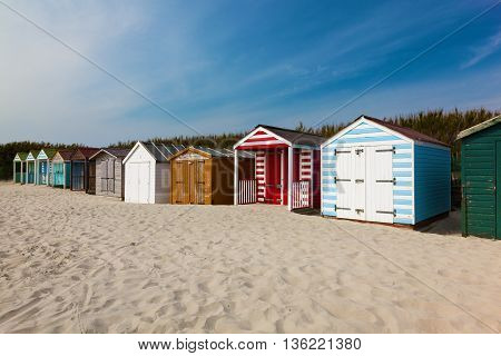 West Wittering Beach West Sussex England