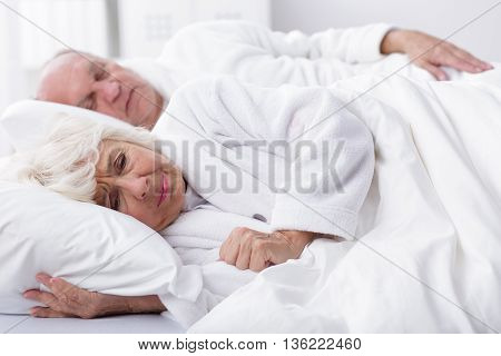 Sharing Of Dreams In One Bed
