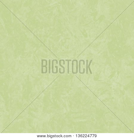 2D illustration of a green brush strokes background