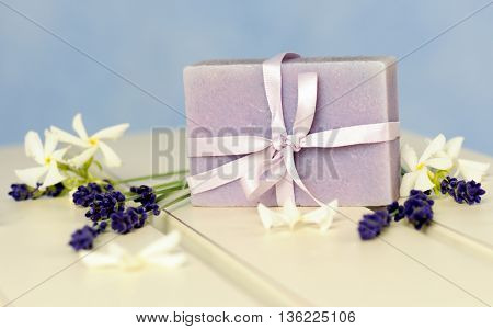 soap of lavender