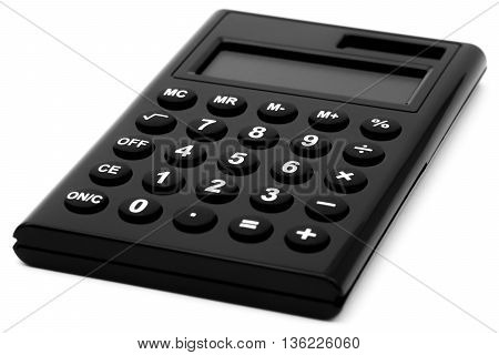 a handheld calculator that can make different calculations Business