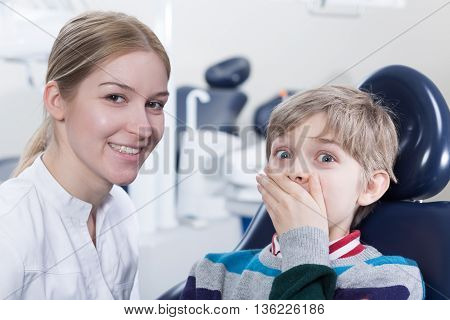 Ease After The Dentist's Treatment