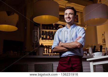 One Day Of Waiter's Life