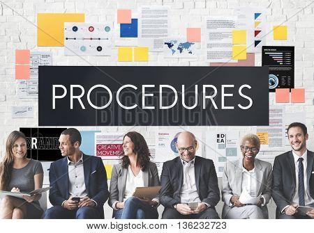 Procedures Process Steps System Concept