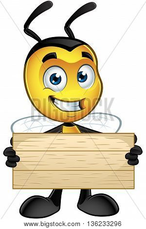 Bee Character - Set Up