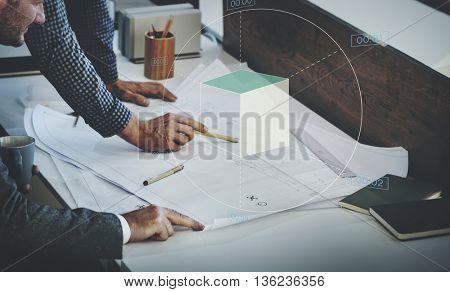 Chart Business Finance Report Analytics Concept