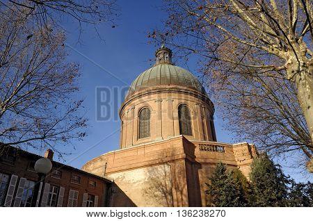 Hospital de La Grave in Toulouse France