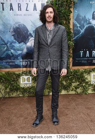 LOS ANGELES - JUN 27:  Andrew Hozier-Byrne arrives to the